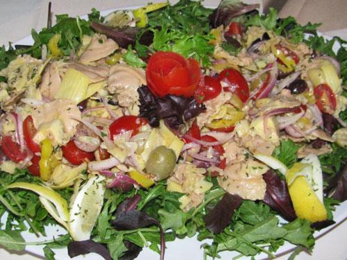 Clam Salad